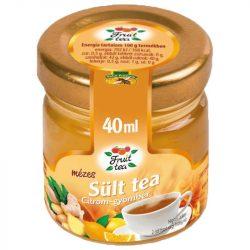 Lemon Ginger Roasted Tea with Honey - 40ml