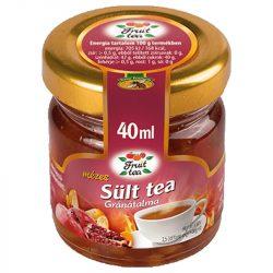 Gránátalmás sült tea mézzel 40ml