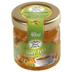 Tropical fruit roasted tea with honey - 40ml
