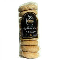Honey macaroon with vanilla - 200g