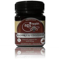 Manuka Honey with Cinnamon Extract - 250g