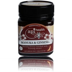 Manuka Honey with Ginseng Extract - 250g