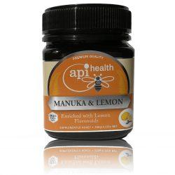 Manuka Honey with Lemon Flavonoids - 250g