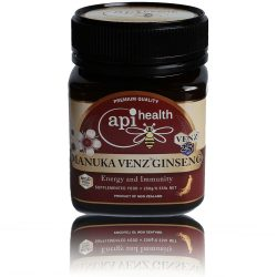 Manuka VENZ with bee venom and ginseng - 250g
