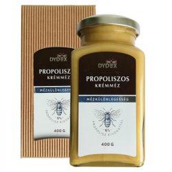 Oeganic Honey with Propolis 500g (Zselici)
