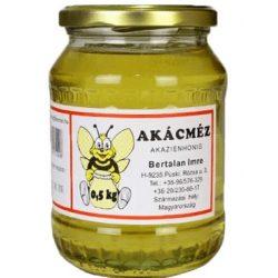 Acacia honey - 500g (Bertalan Apiary)