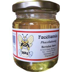 Phacelia honey - 250g (Bertalan Apiary)