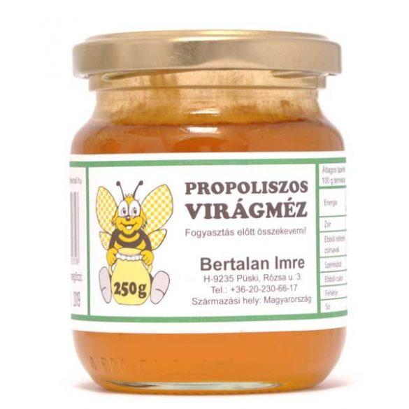 Propolis honey - 250g