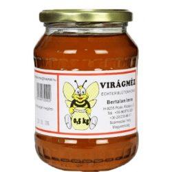 Polyfloral honey - 500g (Bertalan Apiary)