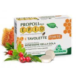 Propolis lozenges with vitamin C, FORTE, 20 pcs. - 24g