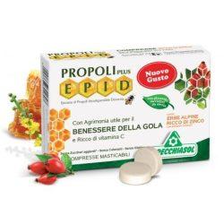 Propolis lozenges enriched with ZINC, 20pcs. - 24g