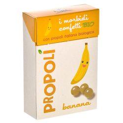 Propoliszos-banános cukorka (Propoli), bio, 30g