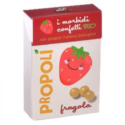 Propoliszos-epres cukorka (Propoli), bio, 30g