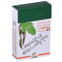 Propolis mint eucalyptus sweet, bio - 31g