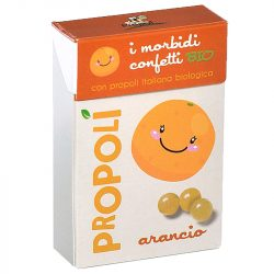 Propoliszos-narancsos cukorka (Propoli), bio, 30g