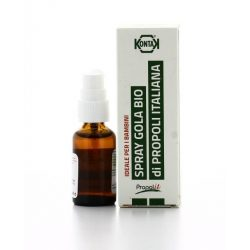 Organic Propolis Throat Spray, alcohol free - 20ml