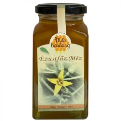 Silver willow honey - 400g