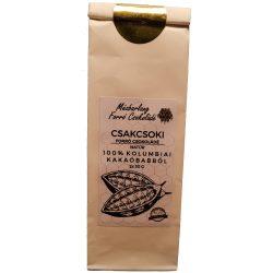 Csakcsoki forró csokoládé italpor natúr 60g