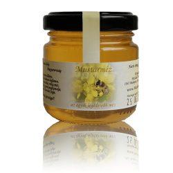 Mustard honey (Aggtelek-Hungary) - 130g