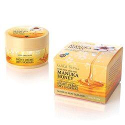 Manuka honey night cream - 100ml