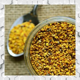 Pure Bee Pollen Granules